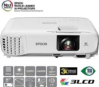 Epson 爱普生 EB-S39便携式 3LCD商务投影仪