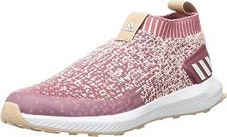 adidas 儿童 RapidaRun 无系带跑鞋