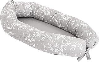 Manostiles 丹麦设计*棉奢华婴儿床,狼灰