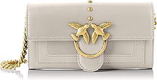 PINKO 女士 Houston 钱包,3 x 12 x 19 厘米