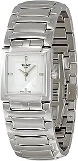 Tissot Women's T051.310.11.031.00 White Dial Watch
