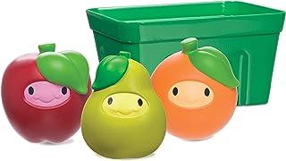 Munchkin Squirtin' Strain 水果篮洗澡玩具 Apple/Pear/Orange
