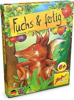 Zoch 601105095 狐狸和成品,游戏和拼图游戏