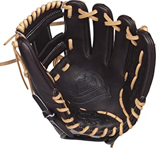 "Rawlings Pro Preferred 11.25"" Infield GlovePRE-ORDER. SHIPS FROM LEAGUE OUTFITTERS 4/1/17. Dark Brown/Tan 11.25 Inches"
