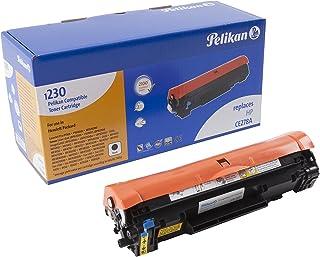 Pelikan Toner 4283863 替换装 HP-Toner CE278A 和 Canon-Toner CRG726 / CRG728 BK(适合打印机系列HP LASERJET PRO P1566/P1606dn/M1536DNF,CANON I-SENSYS LBP6200D/MF4430/MF4450/MF4550D/MF4570D,CANON FAX PHONE L100)