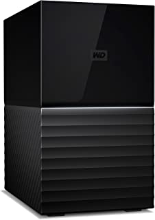 Western Digital 西部数据 WDBFBE0240JBK-EESN My Book Duo 桌面硬盘 24 TB,USB 3.0,256位AES硬件加密