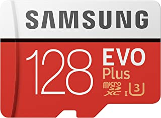 SAMSUNG 三星 128GB TF(MicroSD)存储卡 U3 4K EVO升级版