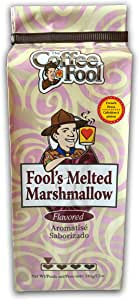 The Coffee Fool French Press Coffee, Fool's Melted Marshmallow, 12 Ounce