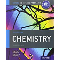 IB Chemistry Course Book: Oxford IB Diploma Programme - 9780198392125