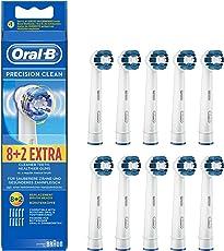 Oral-B欧乐B 精准清洁型刷头 10只装