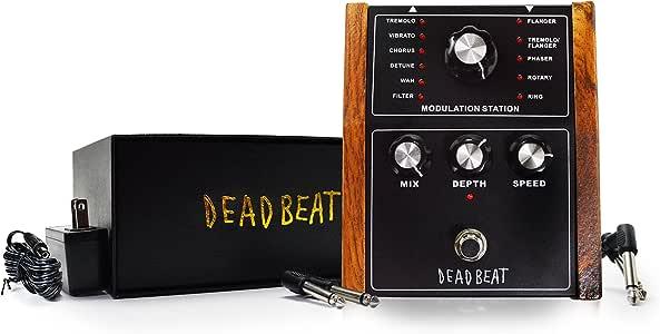 MODULATION STATION 多效踏板 Deadbeat Sound 出品