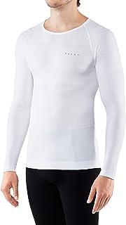 Falke 男士保暖长袖紧身保暖内衣衬衫