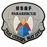 THAT OTHERS MAY LIVE USAF Pararescue PJ Morale PVC 3D Touch 紧固件贴片