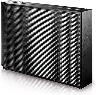 Amazon.co.jp限定】 I-O DATA 外付けHDD 4TB テレビ録画 USB3.1(Gen1)/USB3.0 故障予測/データ消去アプリ 土日サポート EX-HDAZ-UTL4K