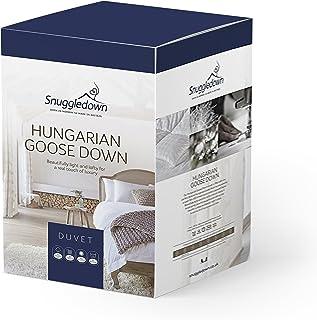 Snuggledown 匈牙利鹅绒羽绒被 白色 Single 2093SNG06