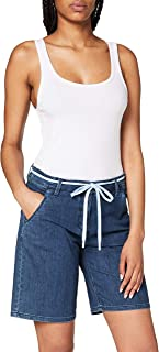BRAX 女士 Style Mel B 超轻牛仔直筒牛仔裤