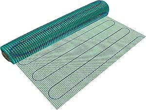 WarmlyYours 电动地板加热垫 24 sq. ft. (3' x 8') TRT120-3.0x08