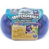 Hatchimals CollEGGtibles,Mermal Magic 6 件装外壳手提箱带*四季 CollEGGtibles,适合5岁以上儿童(颜色随机)