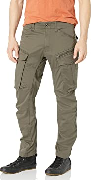 G-star Raw 男士 Rovic Zip 3D 直筒锥形长裤