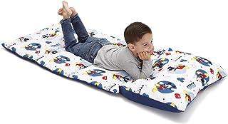 """Disney 米妮老鼠,幼儿易折叠睡垫,粉色,浅绿色 米老鼠 26"""" x 62"""""""