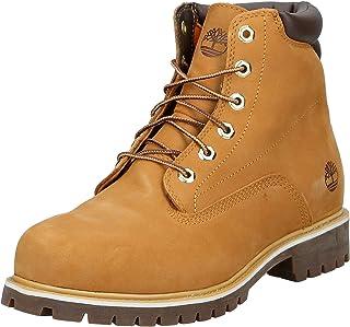 Timberland 4寸基本 alburn ,男式靴 Brown (Wheat Nubuck) 8.5 UK