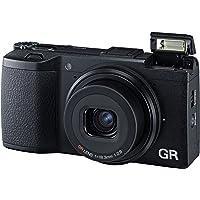 RICOH 理光 GR 高端数码相机 (黑色)
