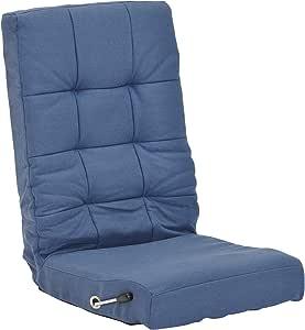 水手椅 座椅 蓝色 无阶段 蓝色 無段階リクライニング 50000185