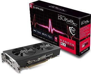 Sapphire 11265-05-20G Radeon Pulse RX 580 8GB GDDR5 双 HDMI / DVI-D / 双 DP OC,带背板 (UEFI) PCI-E 图形卡显卡