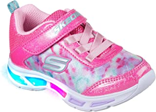 Skechers Litebeams-Dance N'Glow 女童运动鞋
