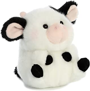 Aurora World Rolly Pet Daisy Cow 毛绒玩具