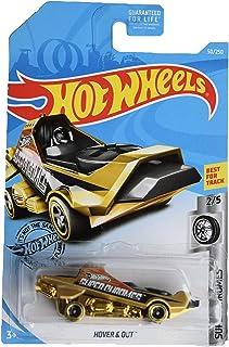 Hot Wheels Super Chromes 2/5 悬浮和 Out 50/250,金色