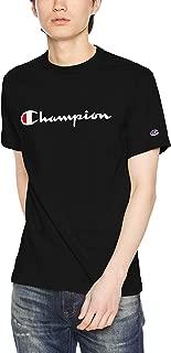 Champion Script标志T恤 基础款 C3-P302 男士