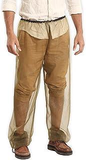 Bug Pants 带免费携带袋 - 防蚊网驱虫裤子 - 极限保护垃圾,免见习,中等。 非常适合徒步、露营、旅行、飞钓鱼和户外活动