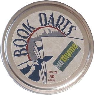 Book Darts 50 青銅線標記