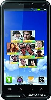 Motorola 摩托罗拉 Motoluxe 智能手机(10.2 厘米(4 英寸)FWVGA 触摸屏,8 万像素摄像头,WiFi,Android 2.3)SM3073AE7R8  黑色