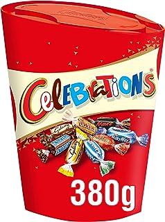 CELEBRATIONS 大盒巧克力 380g 6包