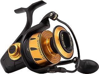 Penn Spinfisher VI Spinning Fishing Reel, Black Gold, 6500