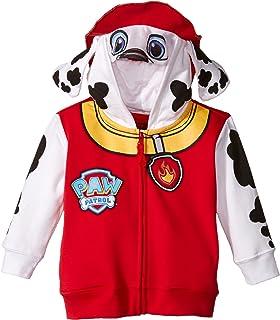 Nickelodeon Boys' Paw Patrol Marshall Hoodie