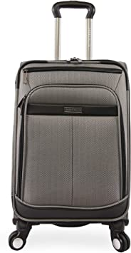 Perry Ellis Lexington Ii Lightweight Carry-On Spinner Luggage