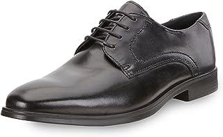 ECCO 爱步 男士Melbourne德比鞋