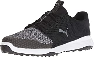 PUMA 彪马 男式 Grip Fusion Sport 高尔夫鞋