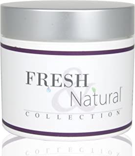 Fresh & Natural 护肤乳木和可可身体黄油 Brown Sugar/Fig 4 盎司