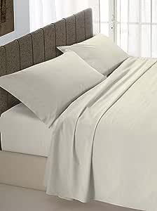 Max 彩色床套装 Cream 240 x 300 cm 0