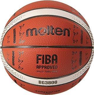 molten(摩登) 篮球 小学生用 5号球 国际公认球 BG3800 FIBA特别版 橙色×象牙色 B5G3800-S0J