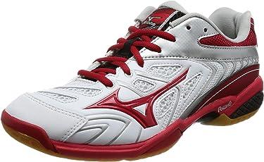 [ 美 ] 羽毛球鞋 ウエーブファング SS2( 当前款式 )