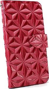 whitenuts 保护壳 手册式 3D钻石WN-OD219264 14_ URBANO V03 KYV38 粉色
