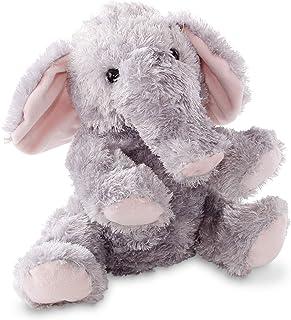 Melissa & Doug 标准大象填充动物玩具