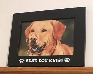 狗狗相框,完美的宠物礼物,分享您对*爱狗的爱