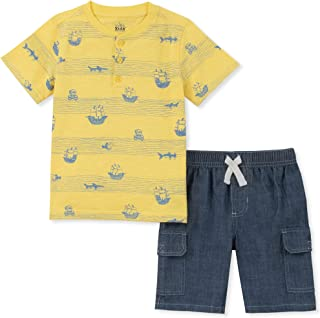 Kids Headquarters 男孩 2 件短裤套装