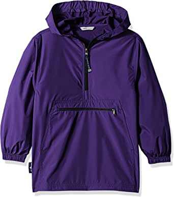 Charles River Apparel 8904 Youth Pack-N-Go Pullover Purple XL